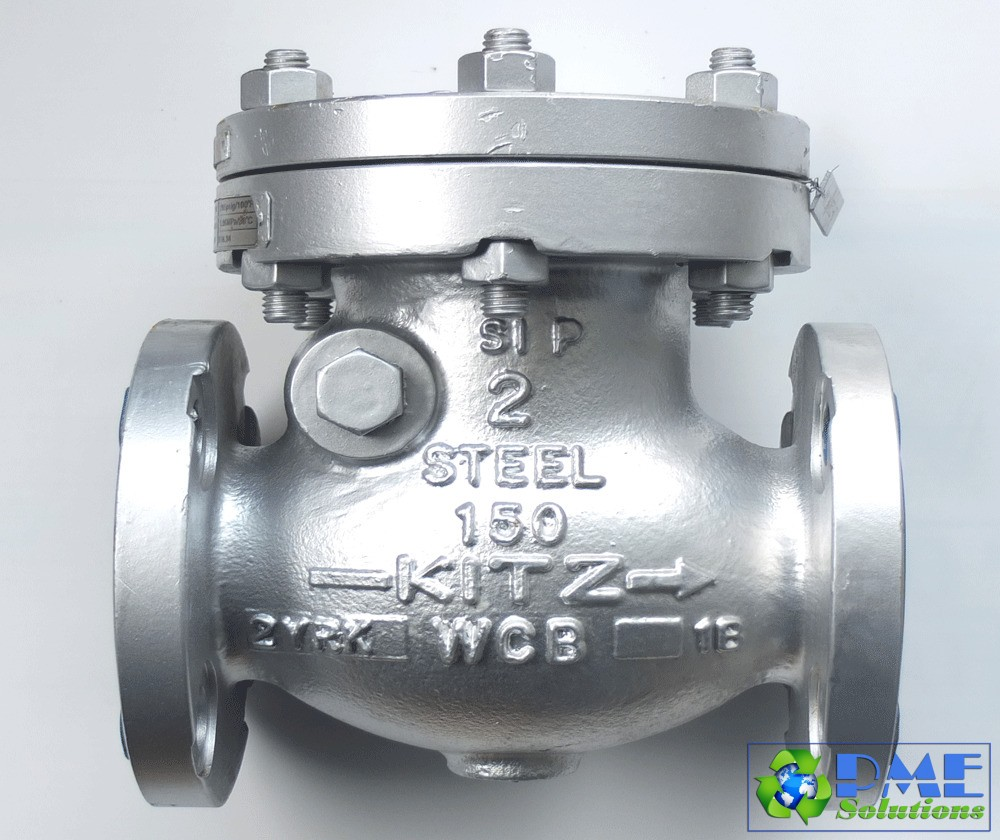 150SCOS kitz cast steel swing check valve
